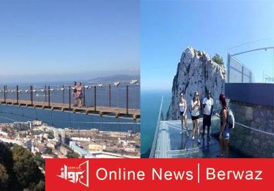 Gibraltar Skywalk Windsor Suspension Bridge 400x280 - جبل طارق المحمية الطبيعية الأشهر فى العالم