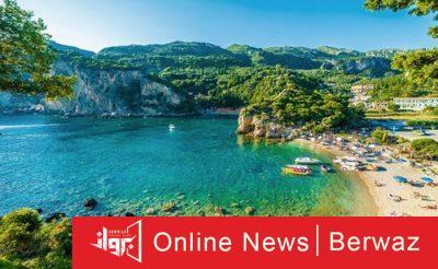 Paleokastritsa Beaches 400x246 - جزيرة كورفو سحر عالمى متعدد الثقافات