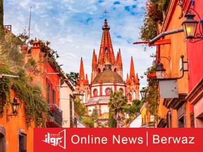 Parish of San Miguel 400x300 - مدينة سان ميجيل والتاريخ المكسيكى العريق