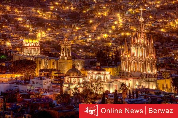 San Miguel - مدينة سان ميجيل والتاريخ المكسيكى العريق
