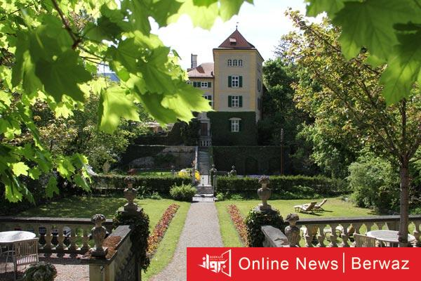 Schauenstein Schloss - قلعة شاونستين تجربة طعام خيالية فى مكان خيالى