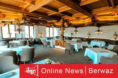 Schwarzwaldstube 2 400x267 - مطعم Schwarzwaldstube سيمفونية التميز والضيافة