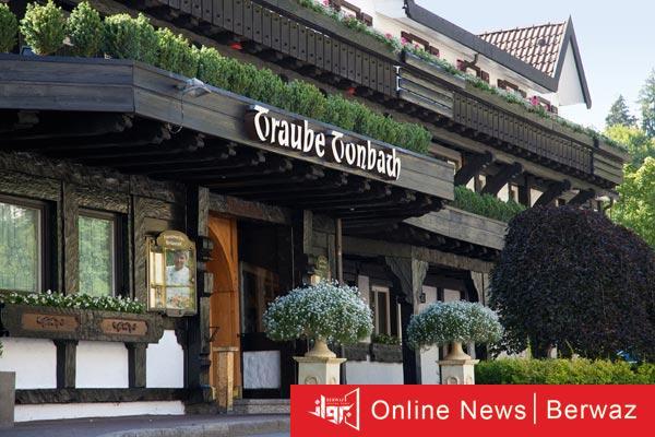 Schwarzwaldstube - مطعم Schwarzwaldstube سيمفونية التميز والضيافة
