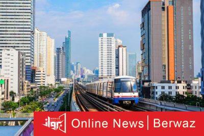 The Skytrain 400x266 - بانكوك المدينة التى لا تنام