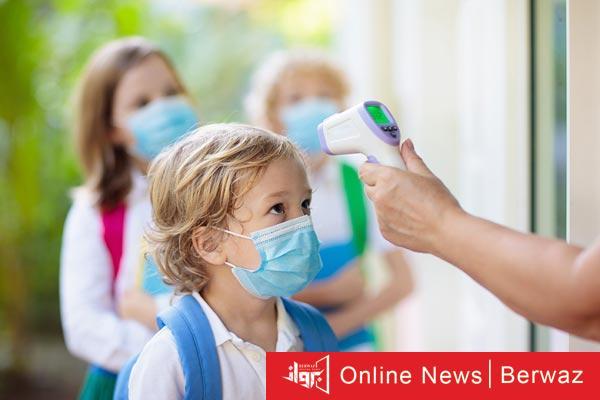 covid 19 thermometer - اكتشاف قوة الاستجابة المناعية لدى الأطفال ضد COVID-19