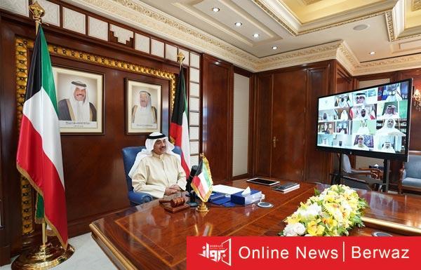 اجتماع مجلس الوزراء عبر الاتصال المرئي - مجلس الوزراء يناقش بعض المستجدات خلال اجتماعه الأسبوعي