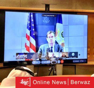الحوار اﻹستراتيجي 2 400x374 - إنعقاد أولى إجتماعات الحوار اﻹستراتيجي بين الكويت والولايات المتحدة
