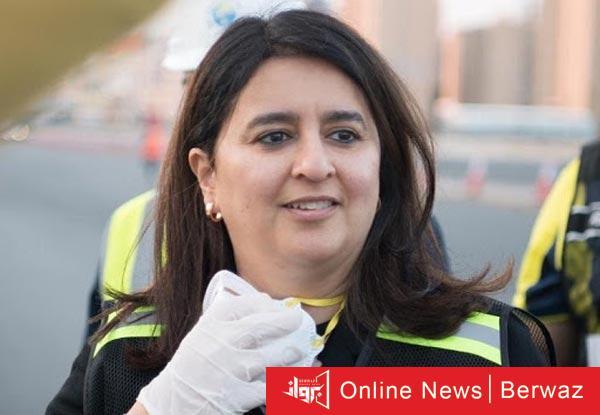رنا الفارس - وزيرة الأشغال تشكل لجنة للتحقيق فى أسباب تجمع مياه الأمطار