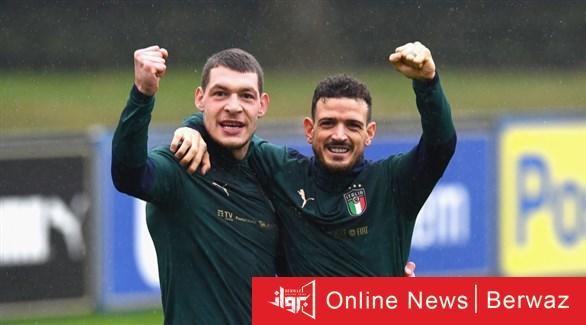 2020111510566722GY - المنتخب الإيطالي يواجه نظيره البولندي ضمن أبرز المباريات العربية والعالمية اليوم الأحد