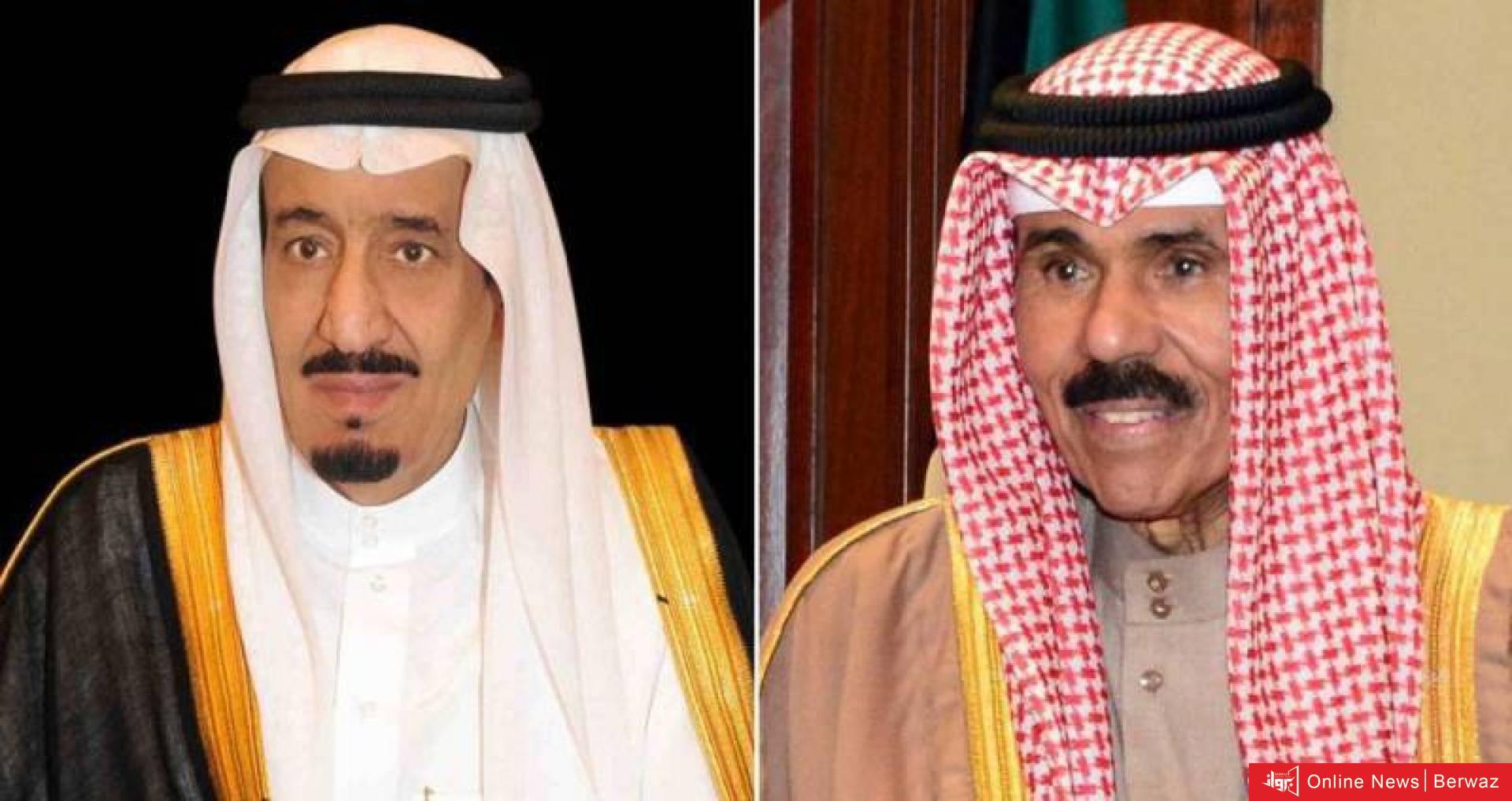 2 543293 highres - رسائل أميرية كويتية إلى خادم الحرمين للتهنئة بالذكرى السادسة على توليه مقاليد الحكم