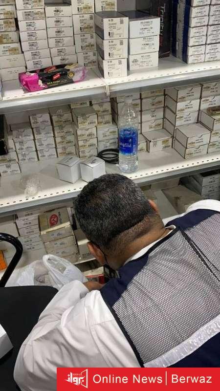 3 - لاحتوائه على 77 قطعة غيار مستوردة من إسرائيل.. التجارة تغلق محل لقطع غيار السيارات