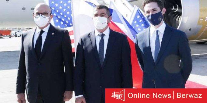 5KjfjRBF - رسميا..وصول أول وفد حكومي بحريني إلى «تل أبيب»