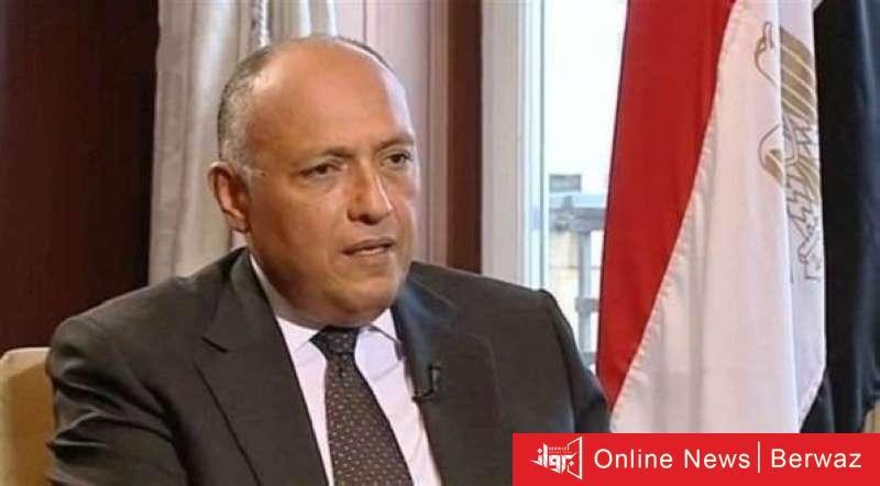 837824 - رسالة رسمية من السيسي لسمو الأمير يسلمها وزير الخارجية المصري اليوم