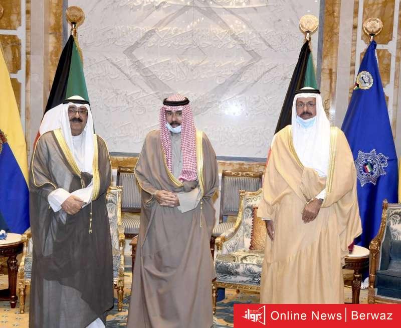 844638 - استضافة سمو الأمير للفريق أول أحمد النواف بمناسبة تعيينه بمنصبه الجديد