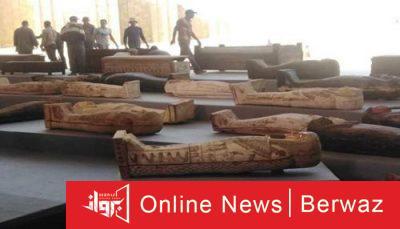 Egyptian Saqqara2 400x229 - كشف أثرى ضخم جديد فى منطقة الأهرامات بمصر