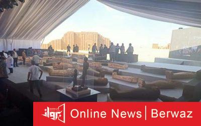 Egyptian Saqqara3 400x251 - كشف أثرى ضخم جديد فى منطقة الأهرامات بمصر