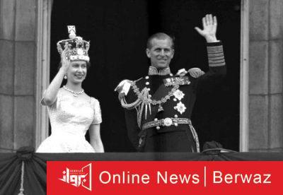 Elizabeth and Philip2 400x276 - الملكة إليزابيث والأمير فيليب تحتفلان بعيد زواجهم الـ 73