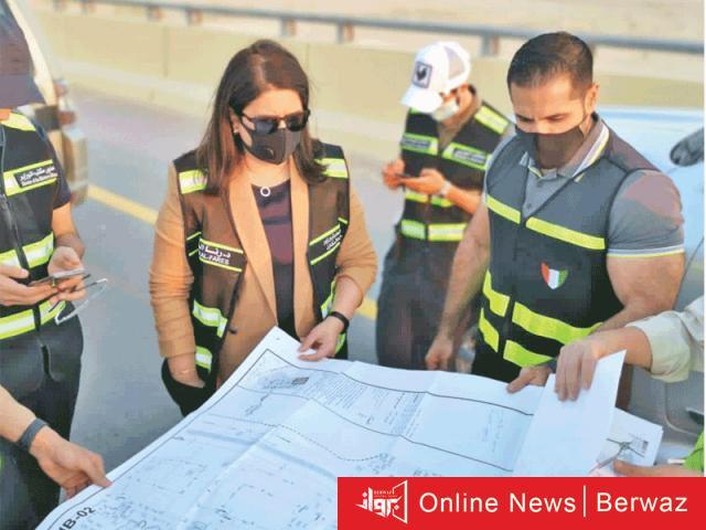 EnLYuFFXYAIMrIg - الطرق تعلن العام المقبل موعدا لإفتتاح مشروع الدائري 6.5