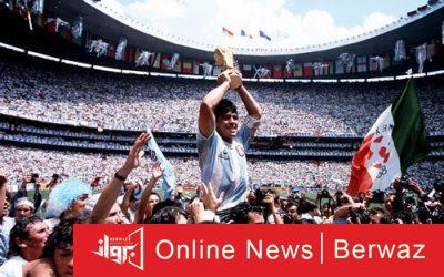 Maradona 1 1 400x250 - ديجو مارادونا أسطورة كرة القدم الأرجنتينية