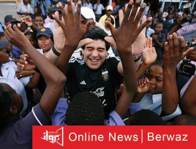Maradona 14 400x305 - ديجو مارادونا أسطورة كرة القدم الأرجنتينية