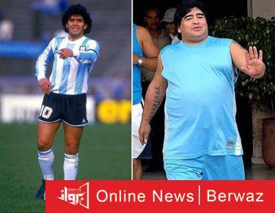 Maradona 2 1 400x311 - ديجو مارادونا أسطورة كرة القدم الأرجنتينية