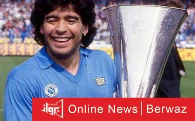 Maradona 5 400x249 - ديجو مارادونا أسطورة كرة القدم الأرجنتينية