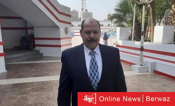 المستشار أحمد البكري - وفاة المستشار أحمد البكري رئيس نادى الزمالك المصرى