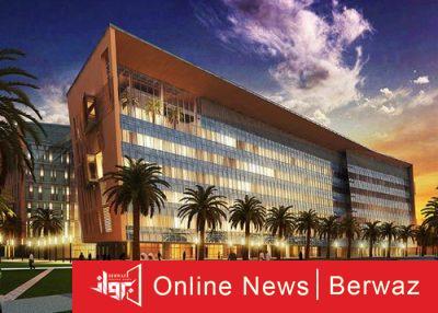 كلية الهندسة والبترول2 400x286 - مبنى كلية الهندسة يفوز بجائزة أحسن تصميم فى الشرق الأوسط
