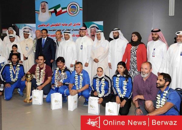 منتخب الكويت للرماية - منتخب الكويت للرماية يحرز ست ميداليات في البطولة الخليجية