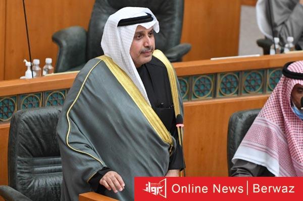 وزير الدفاع الكويتي 1 - وزير الدفاع الكويتي يؤدي اليمين الدستورية أمام مجلس الأمة