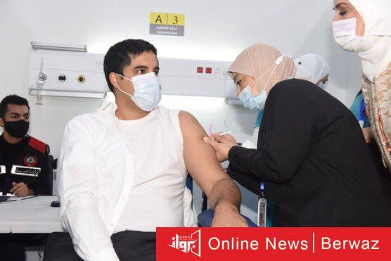4 4 - السند يحذر: الوباء لاينتهي بمجرد أخذ التطعيم.. إنما اللقاح يساهم بمنع الإصابة