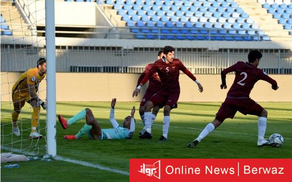 Alaraby vs Alnast - تأهل 10 فرق للدوري الكويتي الممتاز لكرة القدم