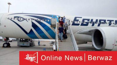Egyptair 400x224 - استئناف الرحلات الجوية من الكويت إلى مصر بعد توقف لمدة 4 أشهر