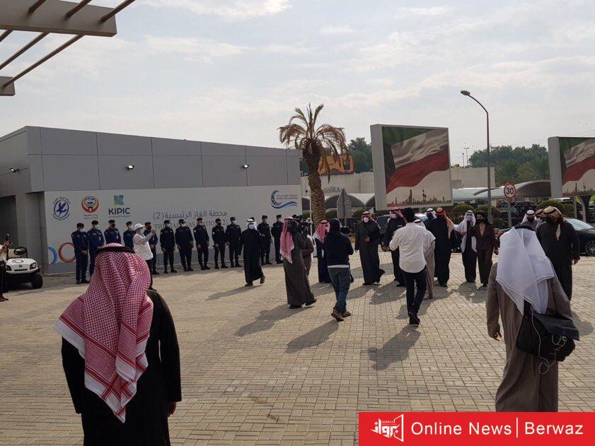 Ep R1GEXYAMQB5M - الهلال الأحمر الكويتي يعلن مساندته للصحة خلال حملة التطعيم بمقر ثابت بأرض المعارض