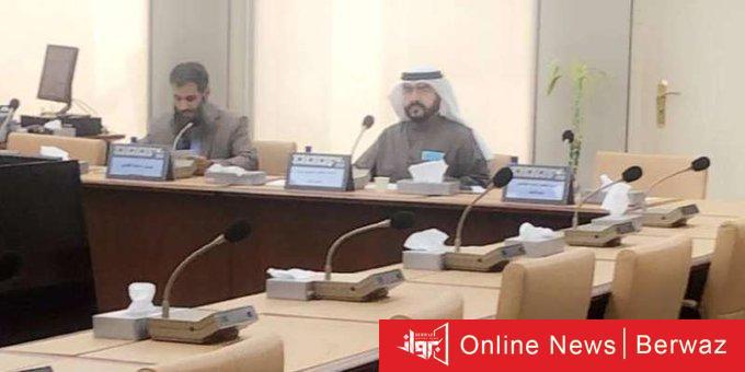 TlUa7pBN - المالية البرلمانية تزكي أحمد الحمد رئيسا والمرأة والطفل تختار أسامة الشاهين رئيسا لها