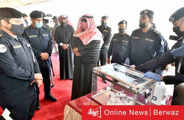 أكاديمية سعد العبدالله للعلوم الأمنية - اختيار طلبة ضباط الإختصاص لأول مرة عن طريق القرعة
