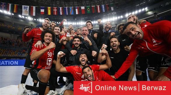 منتخب مصر لكرة اليد أرشيف - مصر والدنمارك تتنافسان ضمن أبرز المباريات العربية والعالمية اليوم الأربعاء