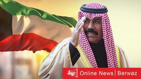 نواف الأحمد الجابر الصباح 1 - رسائل تهنئة من سمو أمير البلاد لقادة مجلس التعاون والرئيس المصري