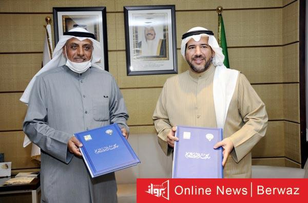 هيئة البيئة وفريق الغوص - توقيع اتفاقية تعاون لرفع المخلفات بين هيئة البيئة وفريق الغوص