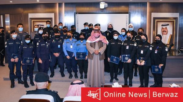 وزير الداخلية الكويتي - جولة ميدانية لوزير الداخلية الكويتى داخل قطاع أمن المنافذ