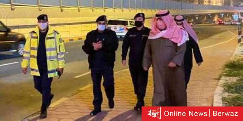 2 - الشيخ ثامر العلي خلال تفقده سوق المباركية: تطبيق القانون على الجميع بمسطرة واحدة