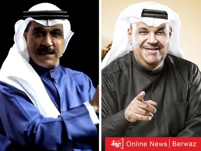 عبدالله الرويشد ونبيل شعيل