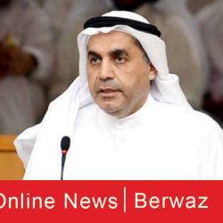 سمو الأمير يتسلم رسالة شكر من رئيس مجلس الأمة على جهود توقيع بيان العلا