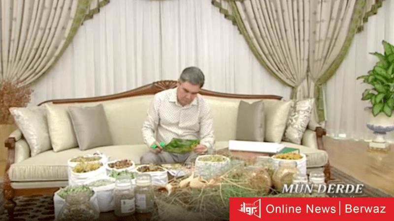 Berdymukhamedov Herb - نبته سرية تحمي دولة  تركمانستان من فيروس كورونا