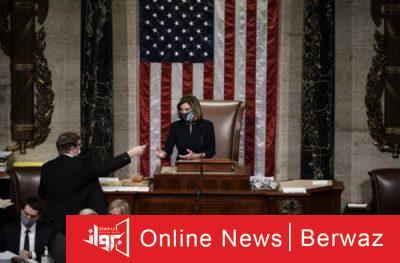 Capitol2 400x263 - عزل الرئيس الأمريكى ترامب بعد أعمال شغب الكابيتول