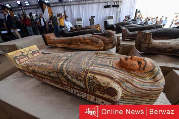 Egypt Pharaonic - إكتشاف أثرى كبير فى مصر يعود تاريخه إلى أكثر من 3000 عام