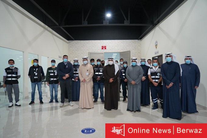 Eqzo99uXcAA0eJz - محمد الفارس  في جولة تفقدية دعددا من إدارات الوزارة