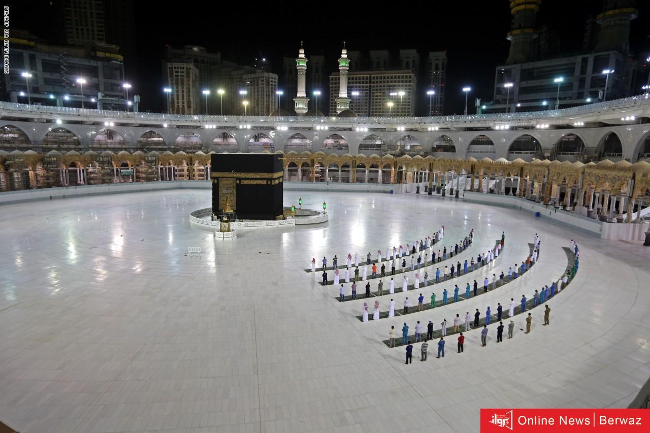 GettyImages 1221998367 - السعودية تشترط أخذ لقاح كورونا لأداء العمرة