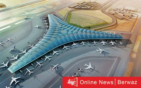Kuwait Airport 2 - الطيران المدنى الكويتى يعلق الرحلات التجارية المباشرة مع بريطانيا