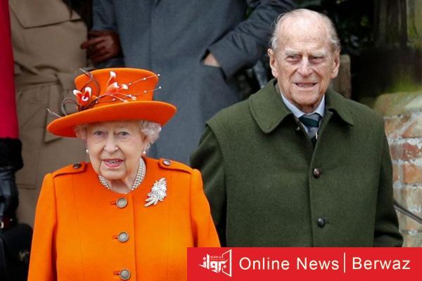queen elizabeth - الملكة إليزابيث وزوجها الأمير فيليب يتلقيان لقاح كورونا